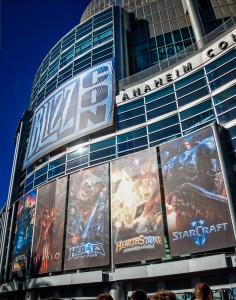 Anaheim Convention Center - Blizzcon